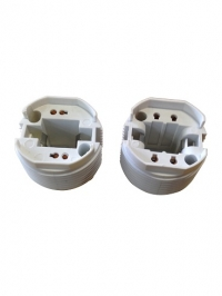 2 Pin PLC & 4 Pin PLC Holder