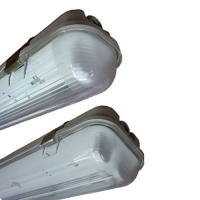 """T8"" Weatherproof Ceiling Light"