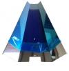 Mirror Aluminium Reflector MIR 240