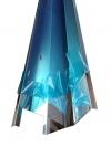 Angle Mirror Aluminium Reflector MIR-A 140
