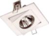Halogen Adjustable Downlight CHL SQAD