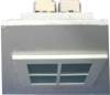 Recessed Square Downlight c/w Frosted Glass SQ-CRG4