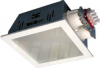 Recessed Square Downlight c/w Frosted Glass SQDIF