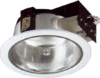 Horizontal Recessed Round Downlight for Low Ceiling LC4/ LC6